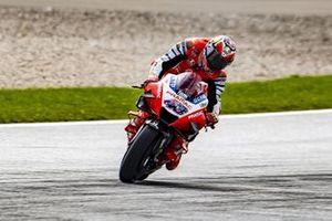 Jack Miller, Pramac Racing, braking for turn 3