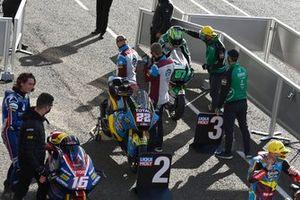 Joe Roberts, American Racing, Sam Lowes, Marc VDS Racing, Remy Gardner, SAG Racing Team