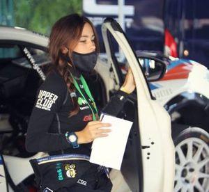Laura Savo, co-piloto de rali