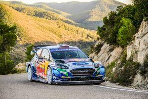 Adrien Fourmaux, Alexandre Coria, M-Sport Ford WRT Ford Fiesta WRC