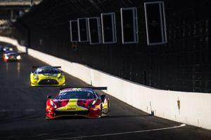 #51 AF Corse - Francorchamps Motors Ferrari 488 GT3: Alessandro Pierguidi, Nicklas Nielsen, Come Ledogar