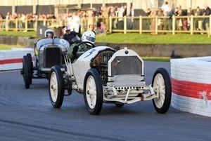 S F Edge Trophy Ben Collings Blitzen Benz