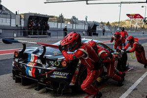 #88 Af Corse Ferrari 488 GTE EVO LMGTE, François Perrodo, Emmanuel Collard, Alessio Rovera