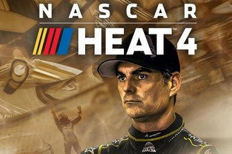 Cover: NASCAR Heat 4 Gold Edition