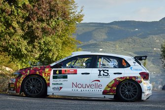 Andrea Crugnola, Pietro Ometto, VW Polo R5, Gass Racing