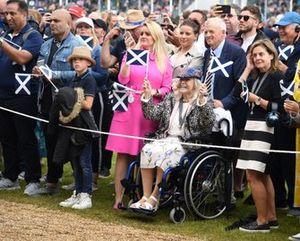 Jackie Stewart Celebration