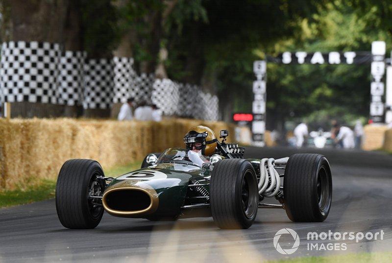 Brabham BT26 Geoff Underwood