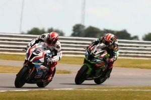Tom Sykes, BMW Motorrad WorldSBK Team, Jonathan Rea, Kawasaki Racing Team