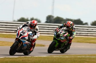 Tom Sykes, BMW Motorrad WorldSBK Team, Jonathan Rea, Kawasaki Racing Team