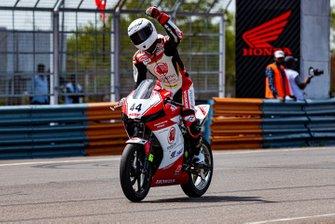 Anish Shetty, Honda Racing India