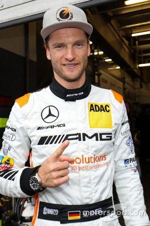 #6 BLACK FALCON Team AutoArena Motorsport Mercedes-AMG GT3: Maro Engel