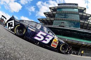 Josh Bilicki, Rick Ware Racing, Ford Mustang AQRE.app