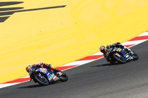 Michael van der Mark, Pata Yamaha, Loris Baz, Althea Racing