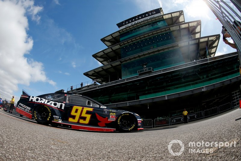 22nd: Matt DiBenedetto, Leavine Family Racing - Must win