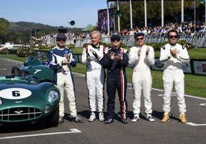 Aspectos Sir Stirling Moss Birthday celebración