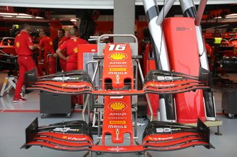 Ferrari SF90, front wing