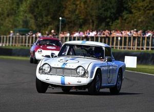 Fordwater Trophy Josh Files Triumph TR4