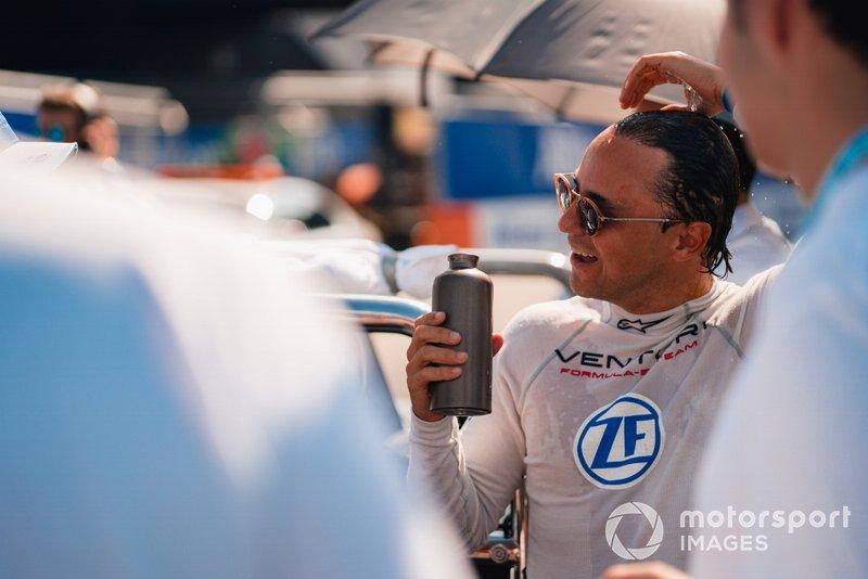 Felipe Massa, Venturi Formula E sulla griglia