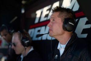 Will Power, Team Penske Chevrolet, engineers