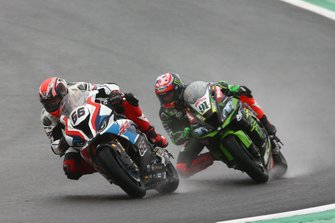 Tom Sykes, BMW Motorrad WorldSBK Team, Leon Haslam, Kawasaki Racing Team
