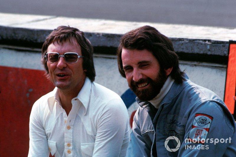 …босса команды Берни Экклстоуна порадовал и Джон Уотсон, проводивший в Ф1 первый полный сезон и впервые в карьере пробившийся в десятку лучших на решетке