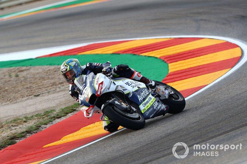 21º Karel Abraham, Avintia Racing