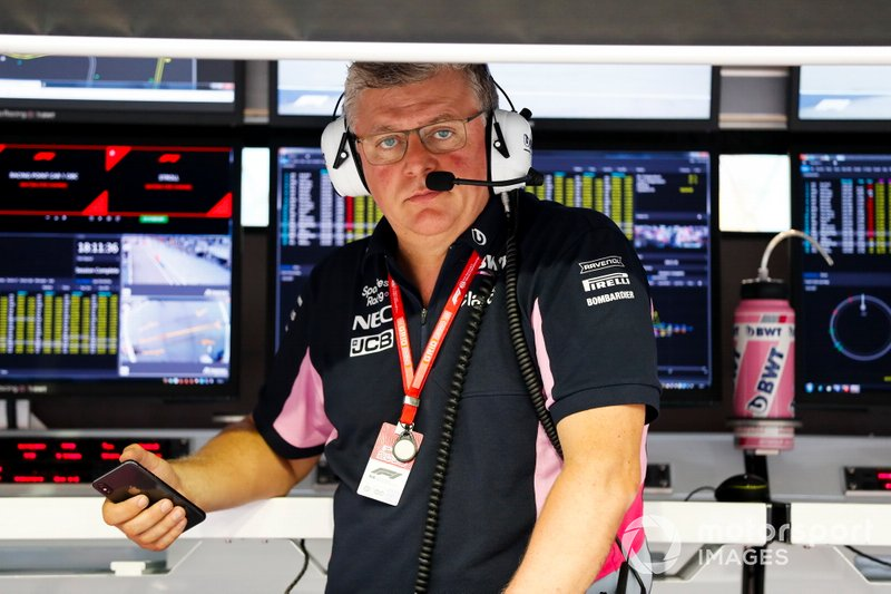 Otmar Szafnauer, Takım patronu ve CEO'su, Racing Point