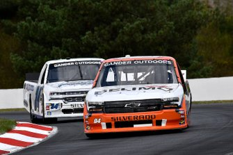 Roger Reuse, Roper Racing, Ford F-150 2019 Preferred Industrial Contractors Inc. and Jason White, Reaume Brothers Racing, Chevrolet Silverado Corcoran Excavating LTD