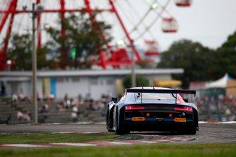 #25 Audi Sport Team WRT Audi R8 LMS GT3 Evo: Dries Vanthoor, Kelvin van der Linde, Frédéric Vervisch