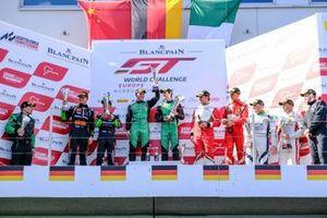 Podio Pro-Am a Nürburgring