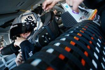 Brandon Jones, Joe Gibbs Racing, Toyota Supra Mojo Outdoor/iK9