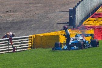 Robert Kubica, Williams Racing FW42 na motorplof