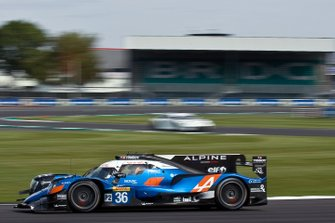 #36 Signatech Alpine Elf Alpine A470 - Gibson: Andre Negrao, Pierre Ragues, Thomas Laurent