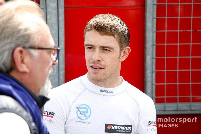 Paul Di Resta, R-Motorsport