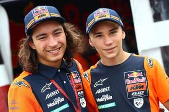 Can and Deniz Oncu, KTM Ajo