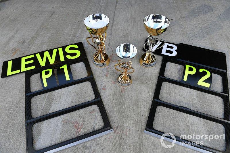 Trofei della Mercedes