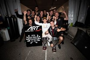 Чемпион 2019 года Ник де Врис, ART Grand Prix