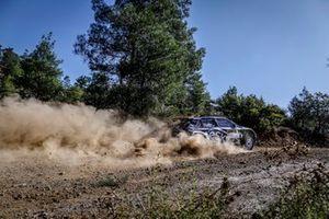 Lukasz Habaj, Daniel Dymurski, Skoda Fabia R5, Cyprus Rally, FIA ERC