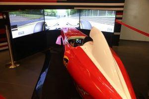 Simulatori Ferrari