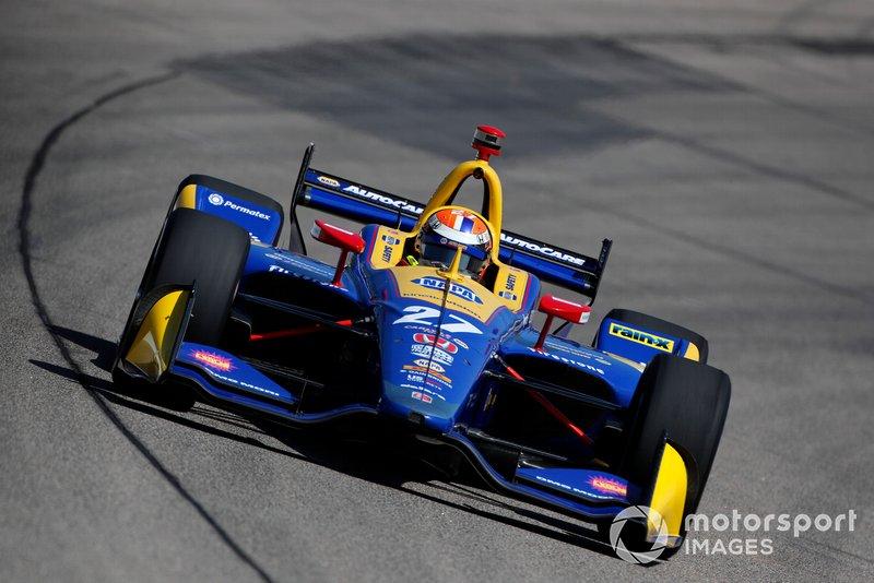 6. Alexander Rossi, Andretti Autosport Honda