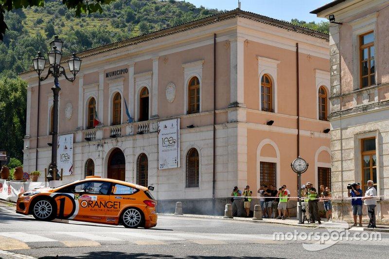 Simone Campedelli, Tania Canton, Ford Fiesta R5, Project Team
