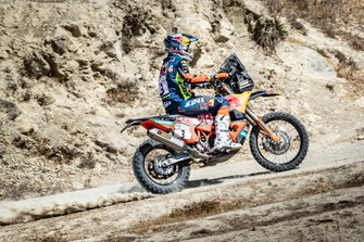 Тоби Прайс, Red Bull KTM Factory Racing, KTM 450 Rally Factory (№1)