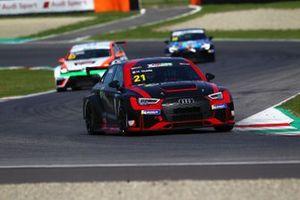 Nicola Guida, Matteo Greco, Scuderia del Girasole by Audi Sport, Audi RS 3 LMS TCR