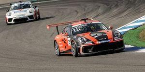 Larry ten Voorde, Porsche 911 GT3 Cup