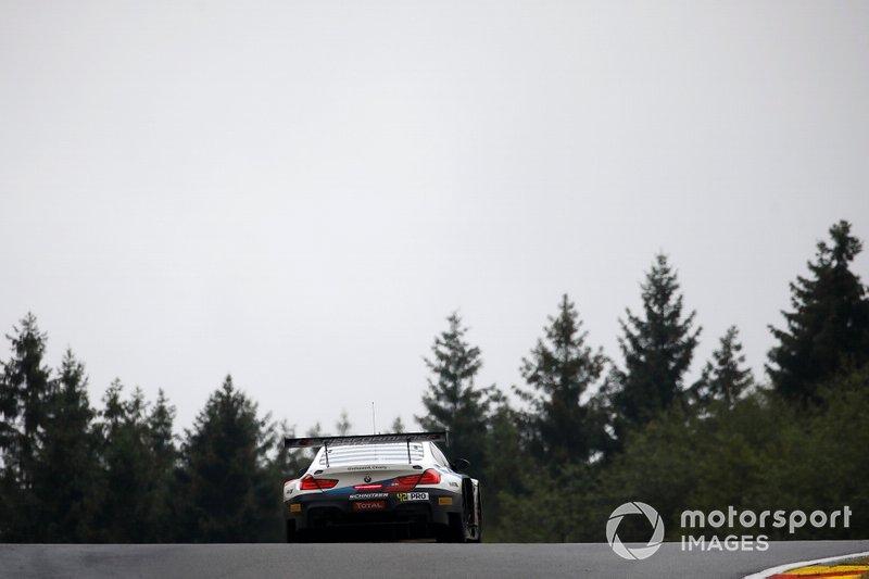 #42 BMW Team Schnitzer BMW M6 GT3: John Edwards, Martin Tomczyk, Augusto Farfus