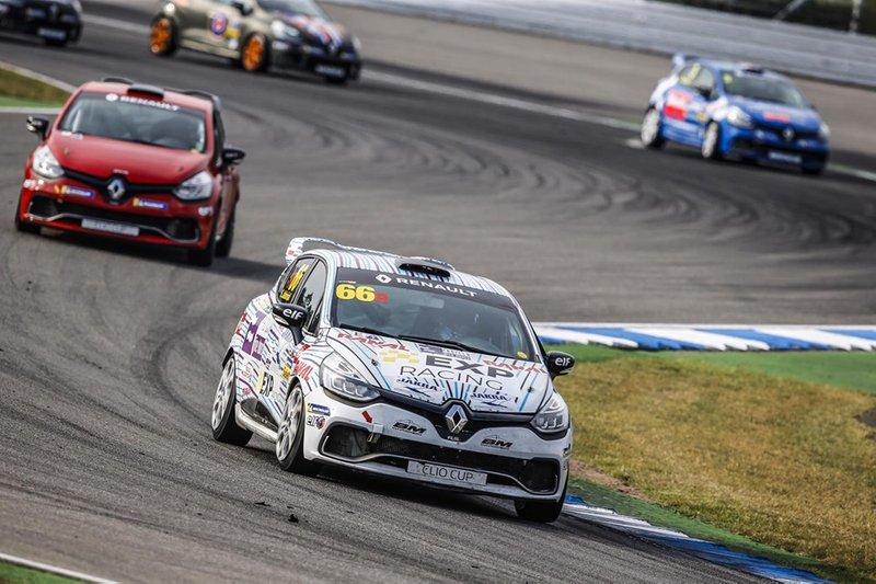 Szymon Jabłoński, Renault Clio IV Cup