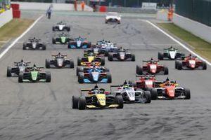 Arrancada Victor Martins, MP Motorsport líder