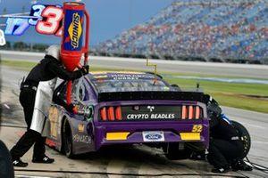 Bayley Currey, Rick Ware Racing, Chevrolet Camaro MONARCH CRYPTO WALLET