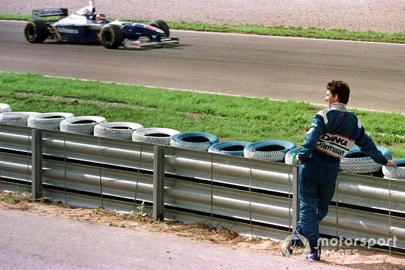 Damon Hill, Arrows, Jacques Villeneuve, Williams FW19