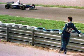 Damon Hill, Arrows, Jacques Villeneuve, Williams FW19